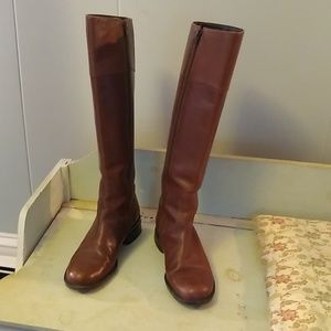 Talbot's Brown Riding Boots